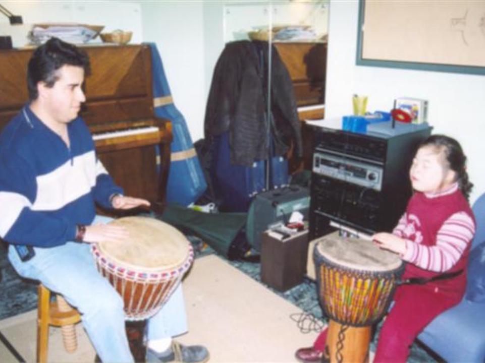 Flippers Music - Muzieklessen voor mensen met beperkingen