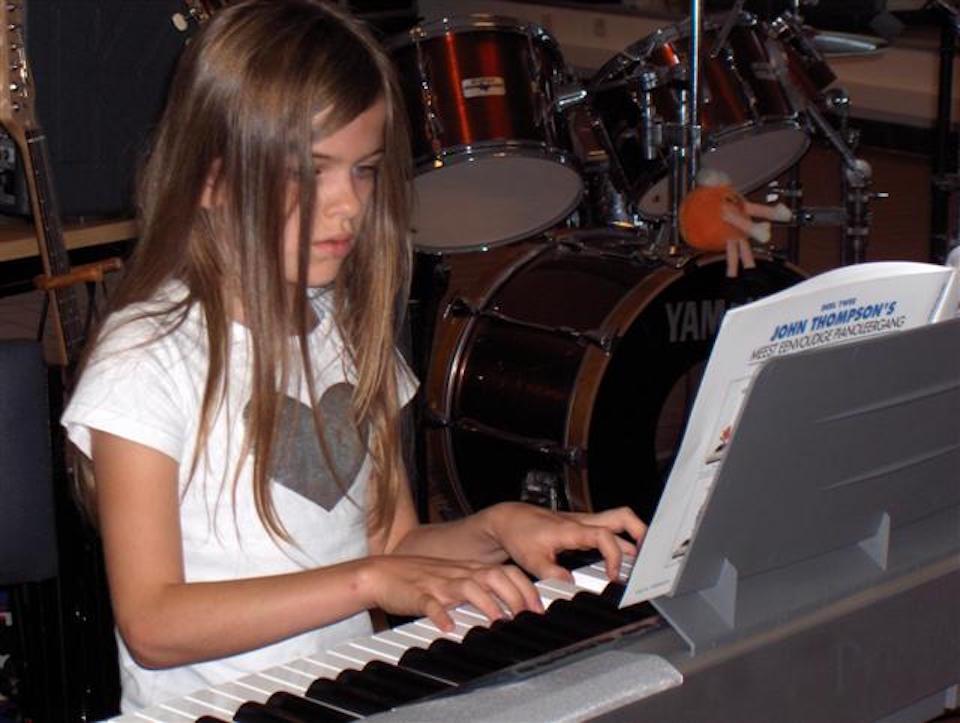 Flippers Music Piano lessen - Digitale piano - Klassieke piano 1