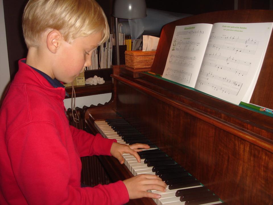 Flippers Music Piano lessen - Digitale piano - Klassieke piano 3