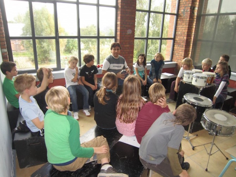 Flippers Music - Workshops 1