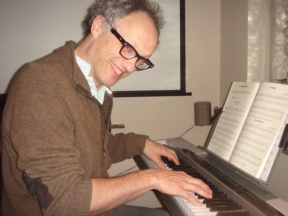 Flippers Music - pianoles met wim deprez