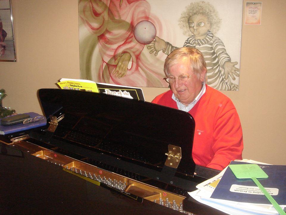 Flippers Music - renaat pianoles aan huis