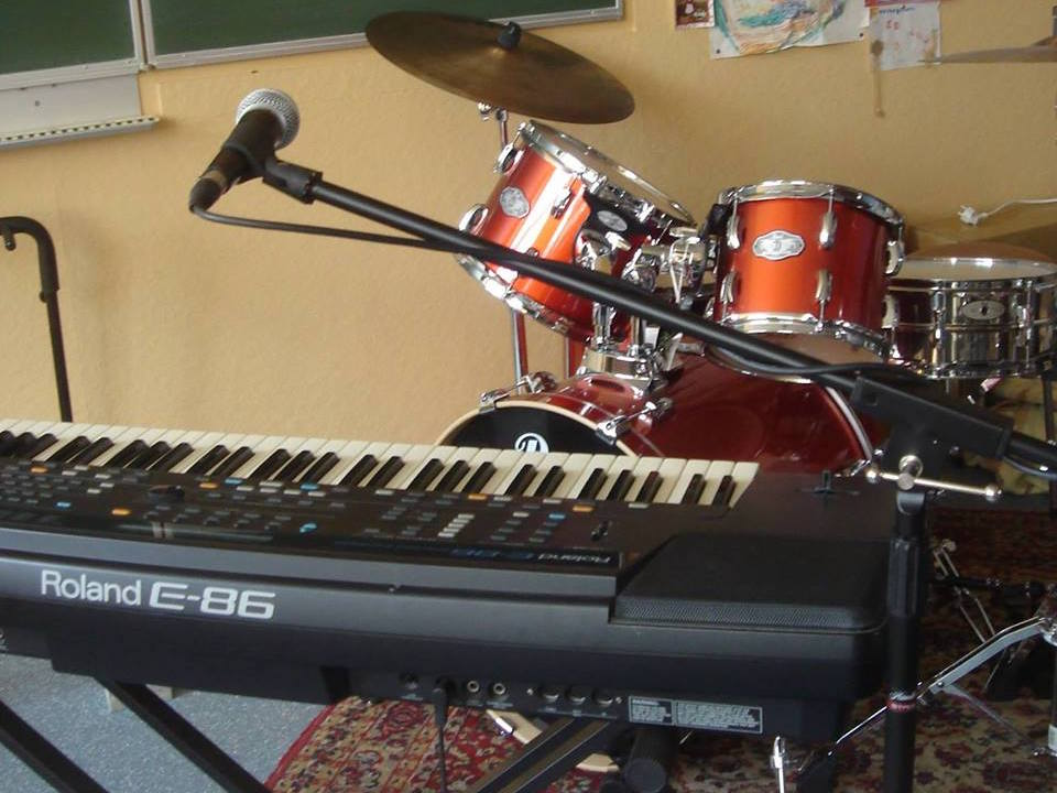 Flippers music - Muzieklessen Bijlessen