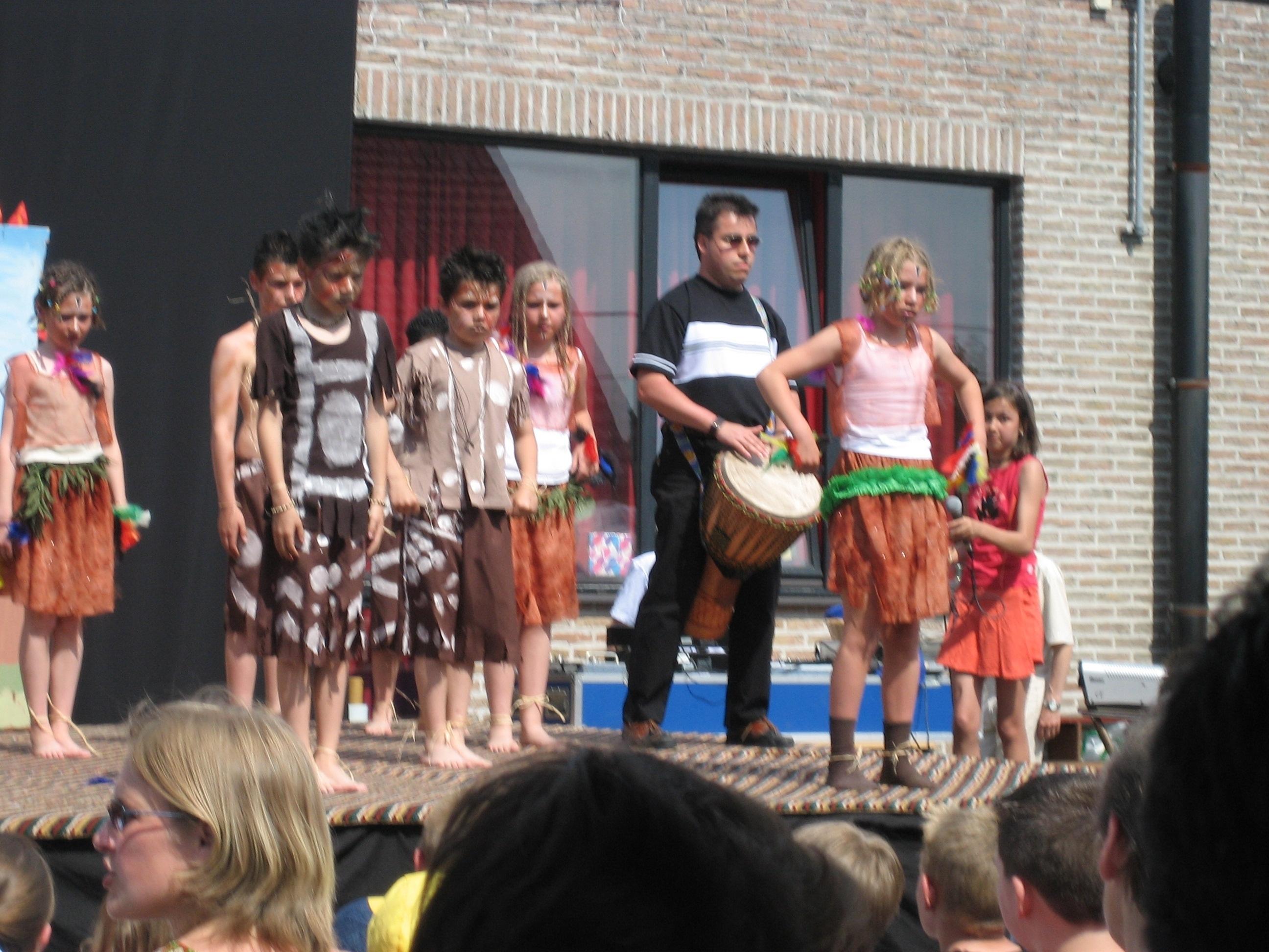 schoolfeest Asper 2005 1