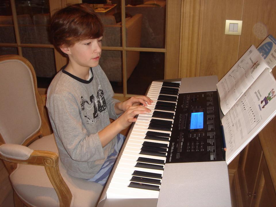 Flippers Music - Keyboardlessen 2