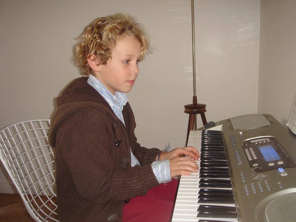 Flippers Music - Keyboardlessen 3