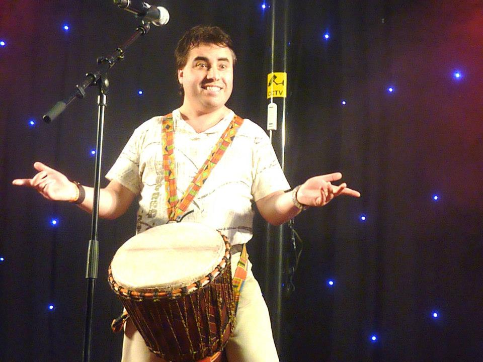 the djembe prince performance 5