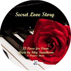 Secret Love Story CD rond