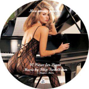 Mon amour pour toi CD rond