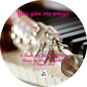 YOU GIVE ME WINGS CD rond