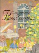 EASY LISTENING PIANO SOUVENIRS CHRSISTMAS