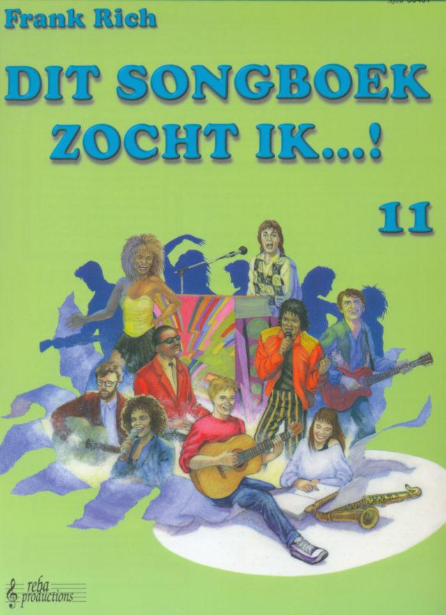 dit songboek zocht ik 11
