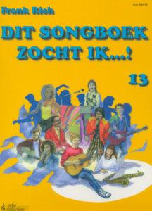 dit songboek zocht ik 13