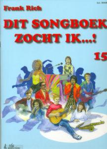 dit songboek zocht ik 15