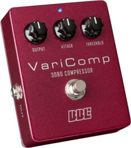 bbe compressor pedal varicomp vc 3080