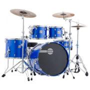 dixon-blaze-shell-kit-5pc-metalic-blue-maple-red-silkwood-dixon-blaze-dixon