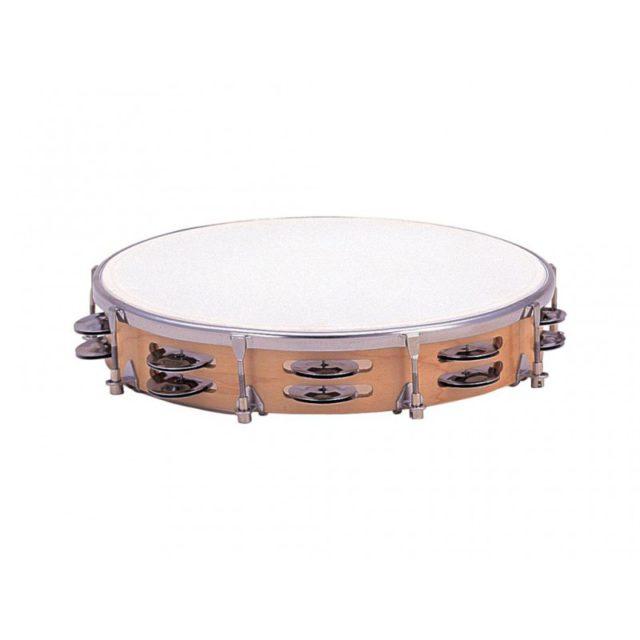 dixon-tambourine-10-tunable-klein-percussie-dixon