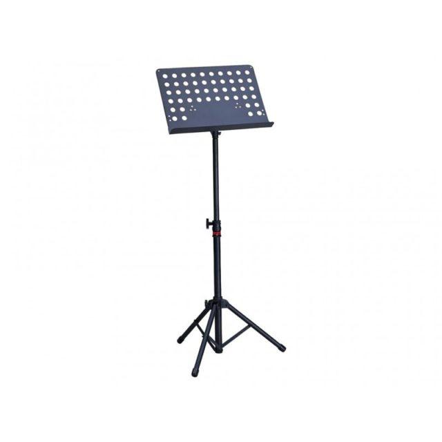 hamilton-concert-music-stand-black-with-holes-kb900c-lessenaars-hamilton-stands
